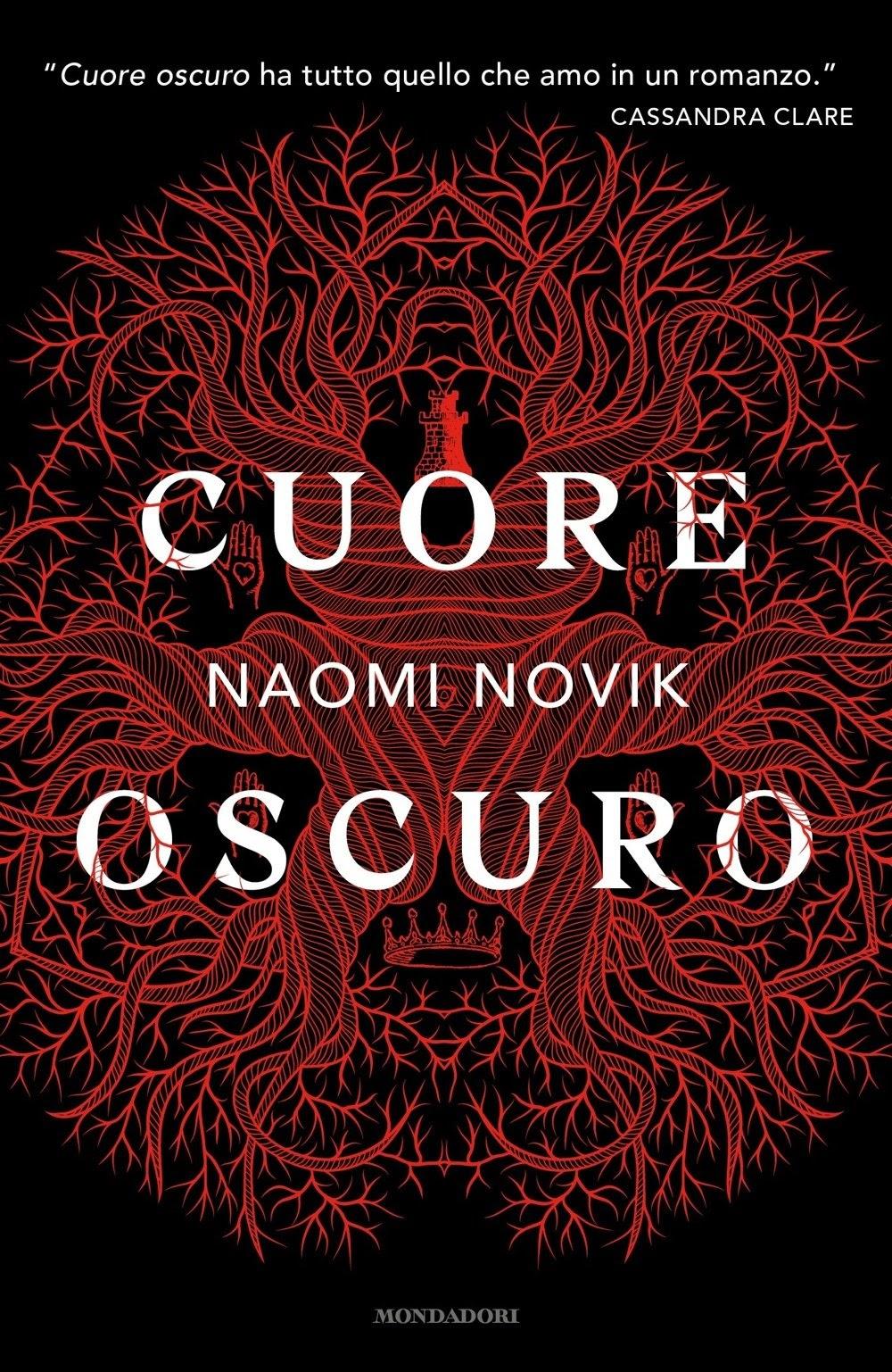 Cuore oscuro di Naomi Novik