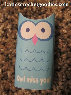 owl miss you crafts