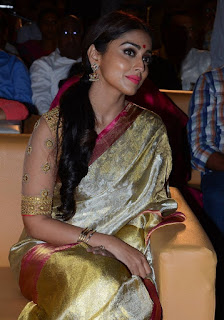 Shriya Saran at GPSK Audio launch photos