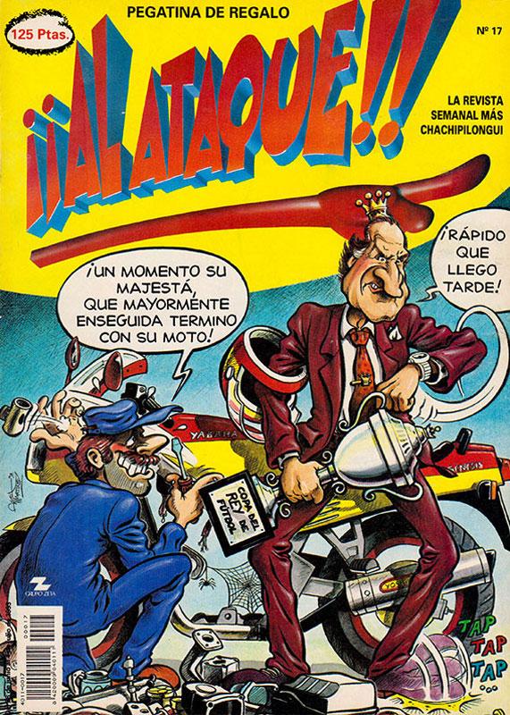 Revista Al ataque Nº 17