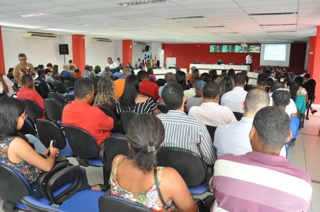 Prefeitura de Alagoinhas apresenta LDO 2020 em audiência pública