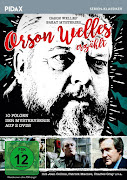 Orson Welles  Great Mysteries - German DVD Release January 27th 2017!