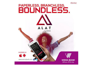 Make Money With WEMA BANK ALAT Referral Code