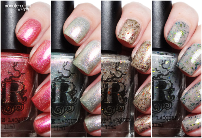 xoxoJen's swatch of Rogue Lacquer: Adventure Awaits, Isle of Wight