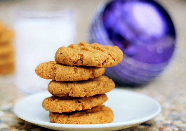 Secret Peanut Butter Cookies