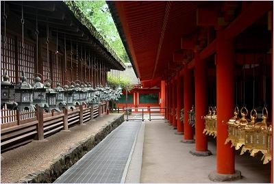 ศาลเจ้าคาสึกะ (Kasuga Shrine)ะ
