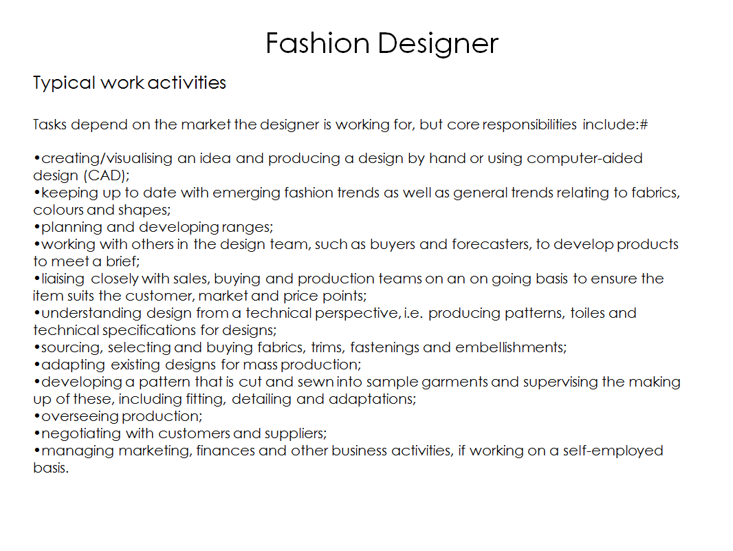Fashion Oldham College Whats Next