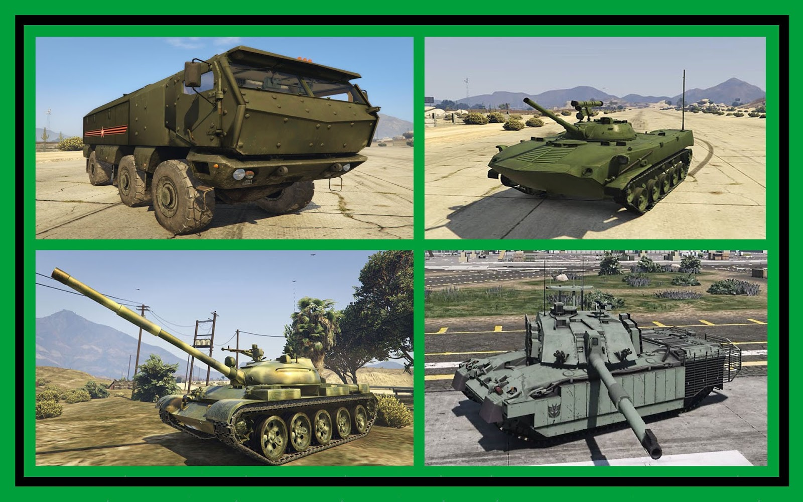 Armored Vehicles Pack [Add-On] GTA5 - GamesMods17