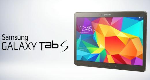 """سامسونغ تكشف النقاب عن جهازها الجديد غالاكسي تاب أس 4"""" Samsung Galaxy Tab 4 S  """""""
