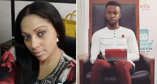 Lola omotayo blast blogger who said she's popular because of psquare