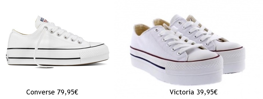 victoria converse style L'excale