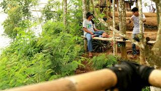 Bukit Situk Desa Kalilunjar Banjarnegara Tawarkan Panorama Menawan