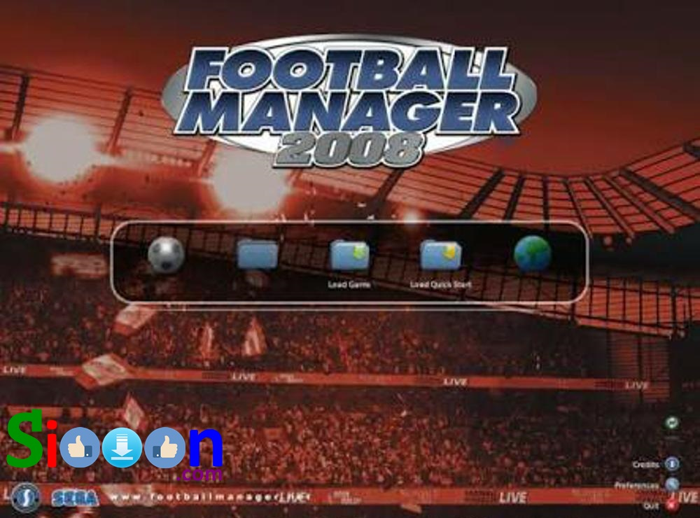 Football Manager 2008 Free Game Full Download