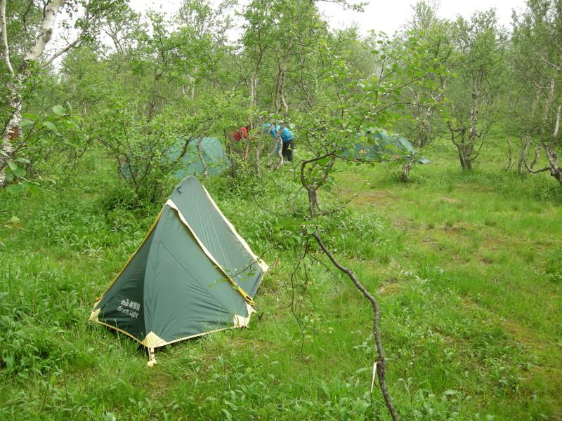 палатка tramp хибины