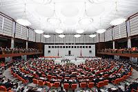 Milletvekilleriyle dolu Türkiye Büyük Millet Meclesi