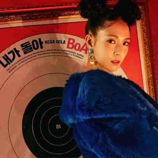 Download BoA - 내가 돌아 (NEGA DOLA) [MP3]