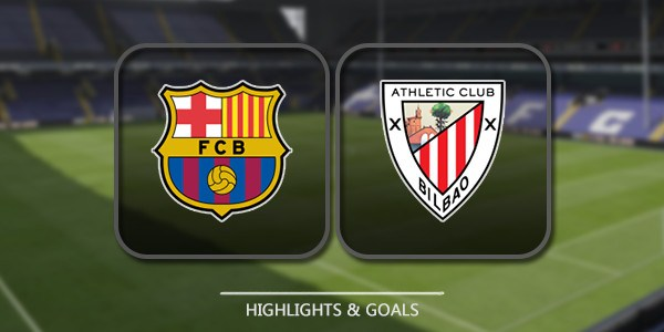 Barcelona vs Athletic Bilbao Highlights and Full Match Copa del Rey 11-01-2017