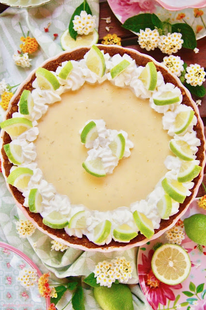 key-lime-pie, pie-de-lima