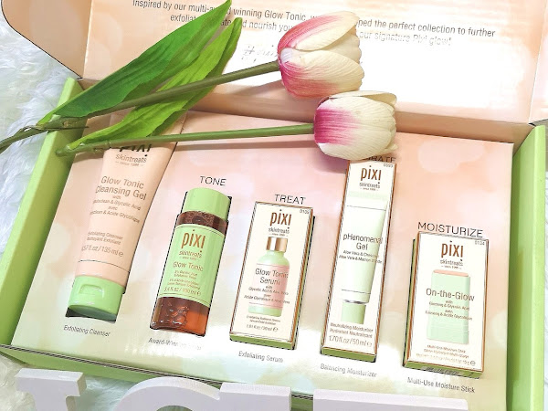 New products from Pixi
