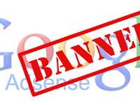 Penyebab Google Adsense Di Banned
