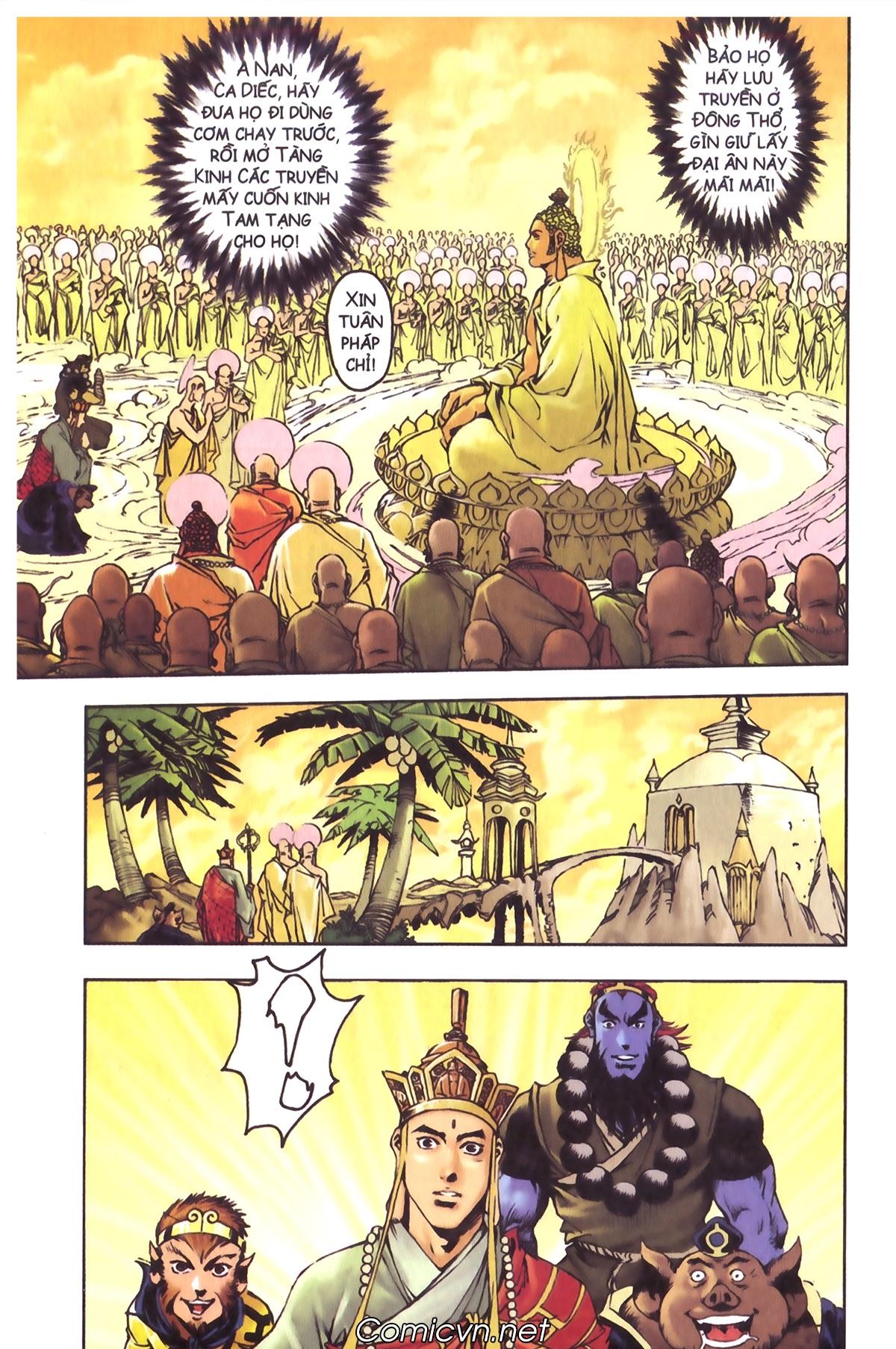 Tây Du Ký màu - Chapter 134 - Pic 8
