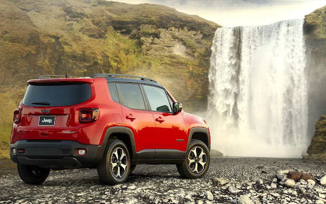 Novo Jeep Renegade 2019 Trailhawk