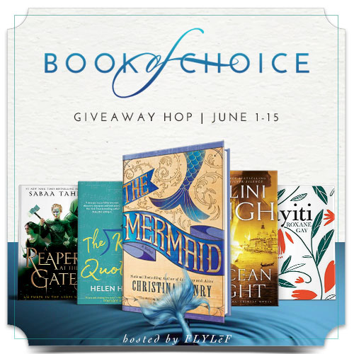 Book of Choice Giveaway Hop