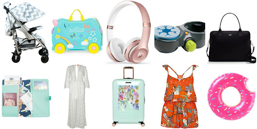 Top 10 Travel Must Haves!