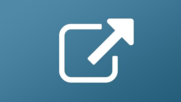 Membuat Ikon Untuk Link External Menggunakan SVG