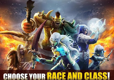 Order & Chaos Online Apk + Data for Android