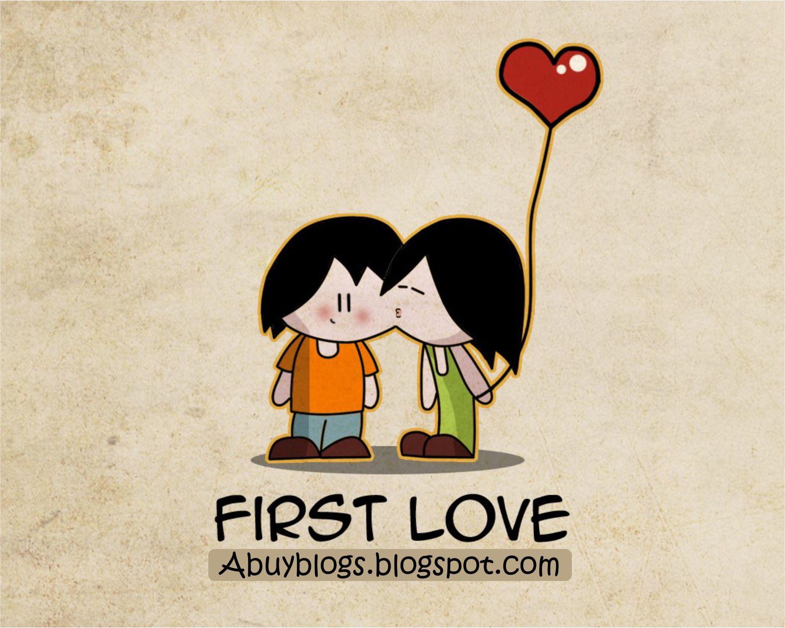 Hasil gambar untuk cinta pertama