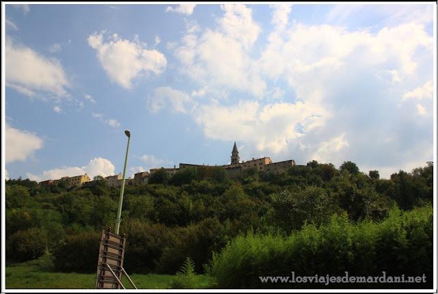 Castillo de Buzet
