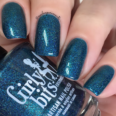 girly bits not common mule hhc exclusive may 2018 swatch