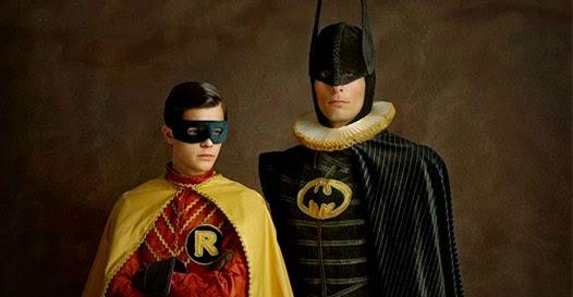 super herois na época medieval