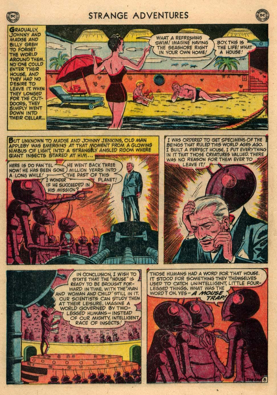 Strange Adventures (1950) issue 3 - Page 22
