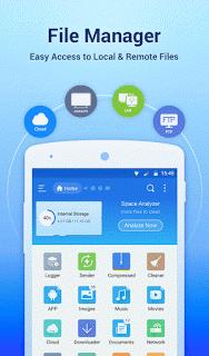 download ES File Explorer app apk logo