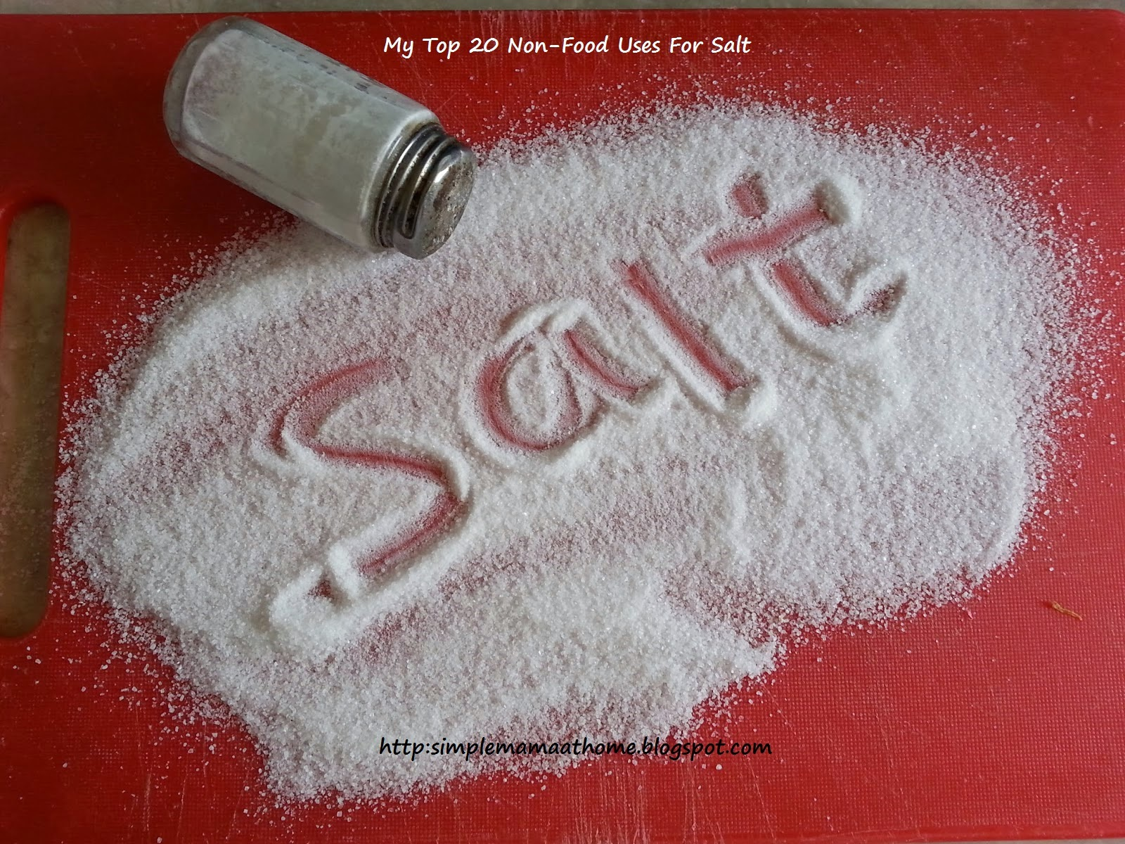 Non-Food Uses For Salt