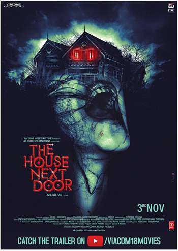 The House Next Door 2017 Hindi Dubbed 480p HDRip 350mb watch Online Download Full Movie 9xmovies word4ufree moviescounter bolly4u 300mb movie