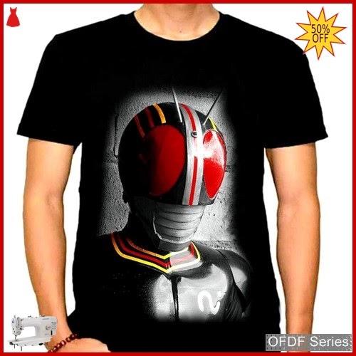 OFDF287 Kaos Pria Spandex Ultraman Merah Modis BMGShop