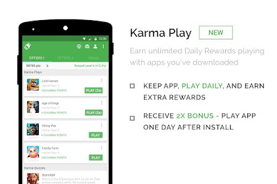 APPKarma Reward and Gift Card