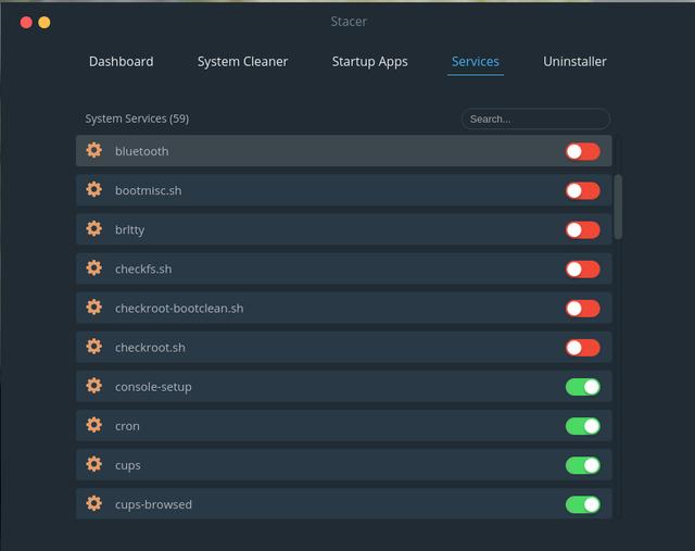 Install Stacer di Ubuntu, Aplikasi Untuk Optimalisasi Sistem