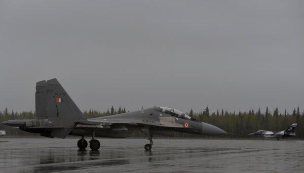 F-16 Jadi Target Khusus India di Red Flag
