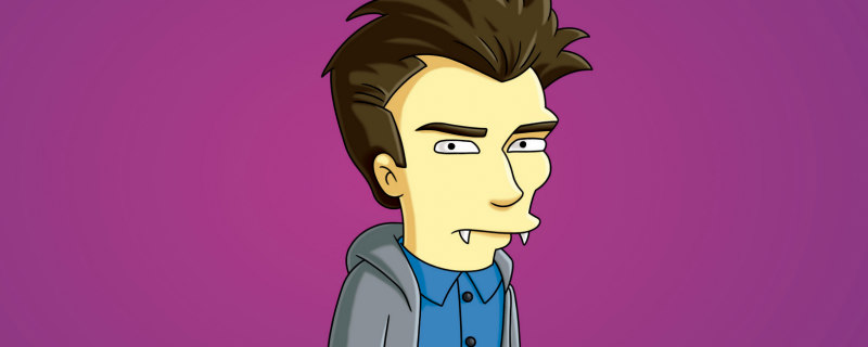 daniel radcliffe the simpsons