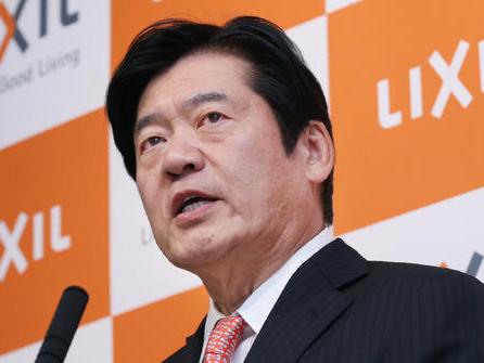Giám đốc điều hành Tập đoàn LIXIL từ chức