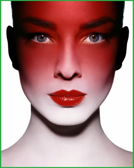 wajah merah , kemerahan pada wajah