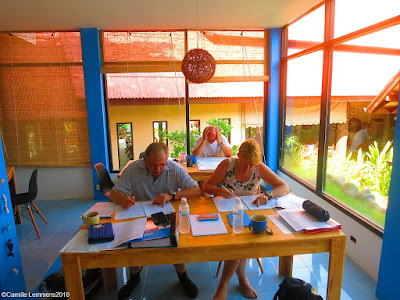 PADI IDCS course kicked off on Koh Phangan
