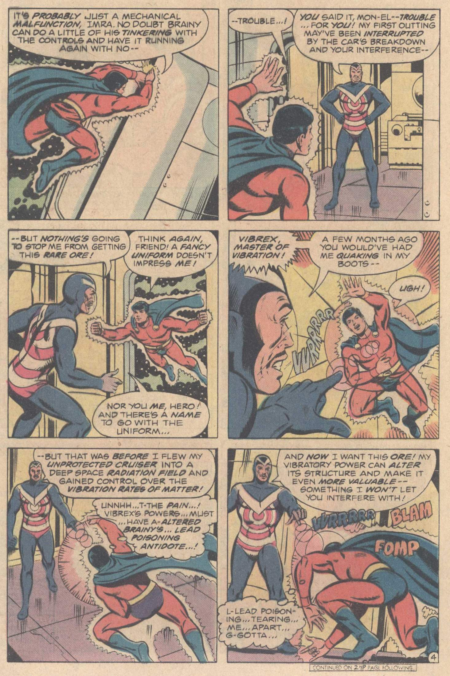 Legion of Super-Heroes (1980) 267 Page 27