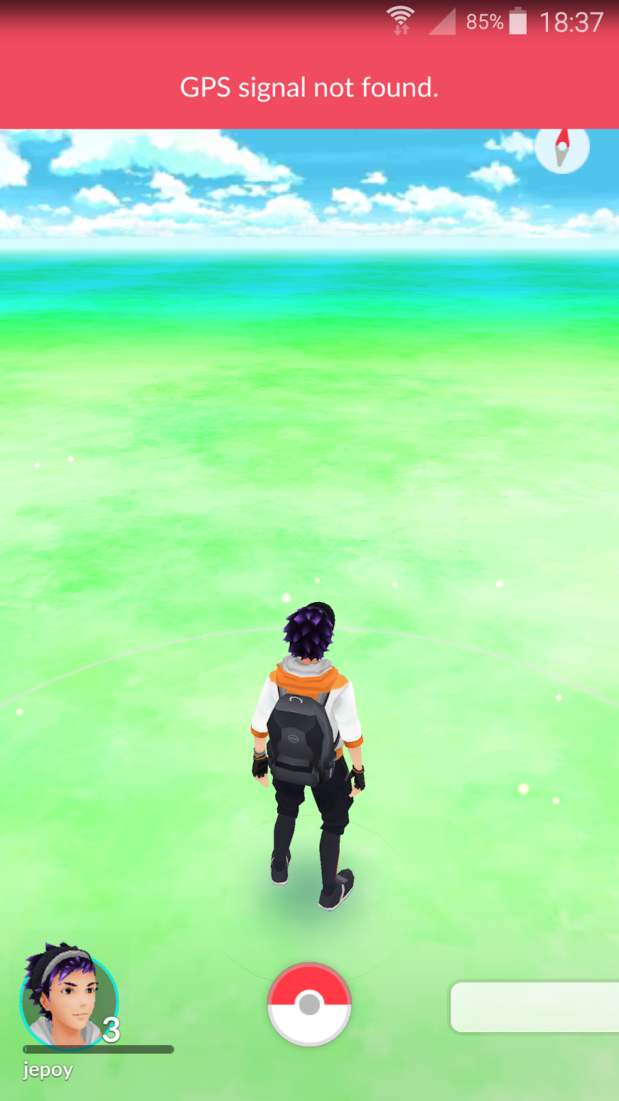 How to fix 'GPS signal not found' on #PokemonGO - GameOPS