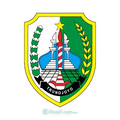 Kabupaten Sampang Logo Vector