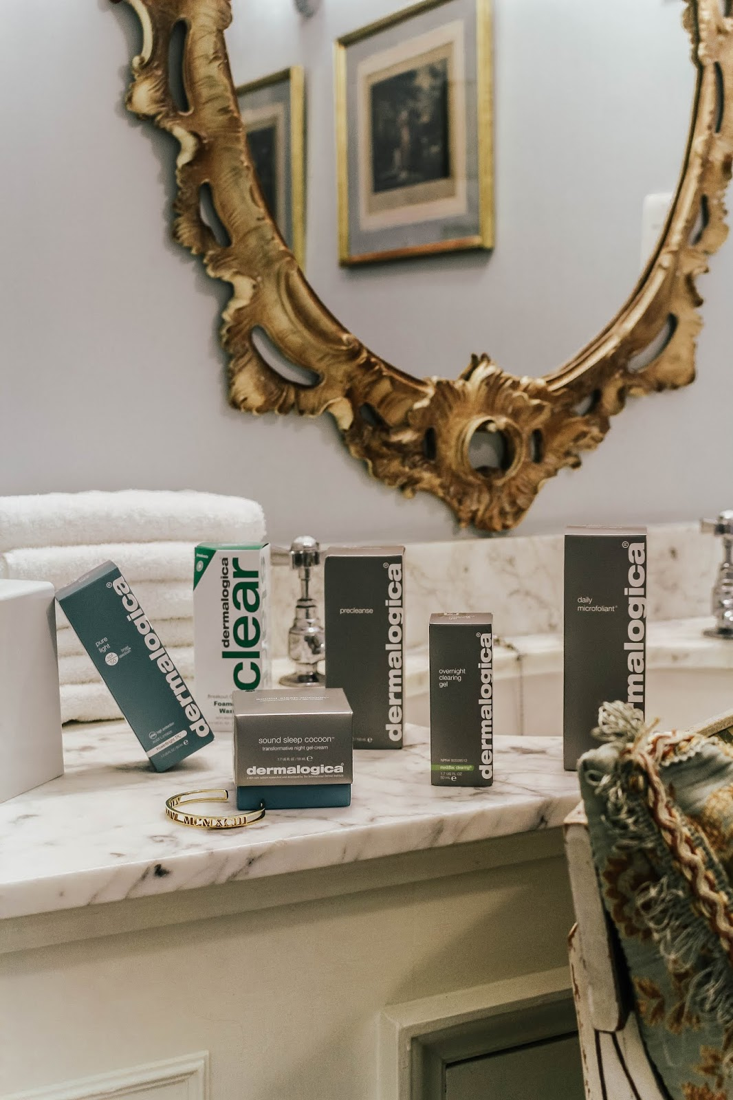 Dermalogica Product Photography Beauty Blogger